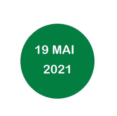 19 mai 2021